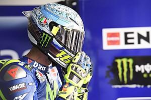 MotoGP Diaporama Diaporama - Quand Valentino Rossi change de casque pour l'intersaison