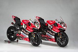 World Superbike Special feature Perbedaan antara Ducati milik Davies dan Melandri