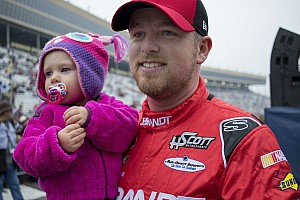 NASCAR XFINITY Interview Family kept Justin Allgaier going when winning didn't