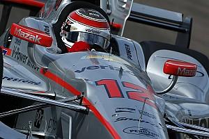 IndyCar Reporte de pruebas Power superó a Chilton en los minutos finales en las pruebas