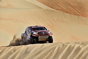 كروس كاونتري أخبار عاجلة انطلاق منافسات رالي أبوظبي الصحراوي الأسبوع المقبل مع 123 مشاركاً