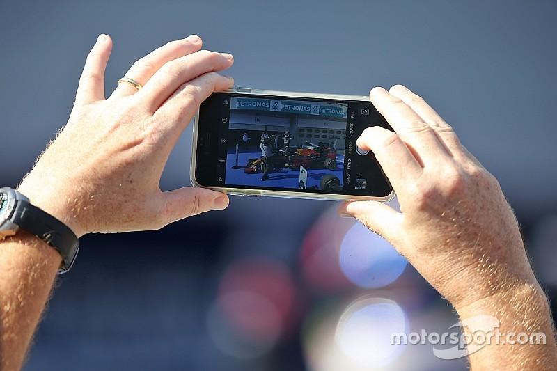 Командам разрешили постить видео с Гран При. Но только иногда