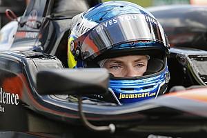 EK Formule 3 Testverslag Newey de beste op tweede F3-testdag