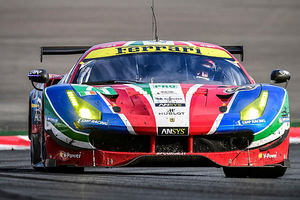 WEC Preview Davide Rigon pronto al debutto nel WEC 2017 ai test collettivi di Monza