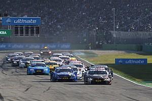 DTM Breaking news DTM ubah format balapan untuk 2017