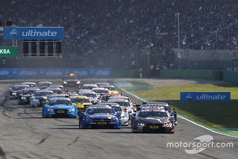 DTM ubah format balapan untuk 2017