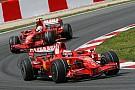 Comment la SF70H s'inspire de la dernière Ferrari Championne du monde