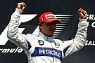 Кубица рассказал о сложностях возвращения в кольцевые гонки