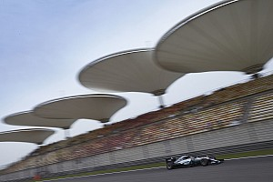 Formule 1 Preview Le programme TV du Grand Prix de Chine