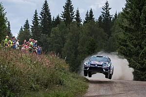 WRC Noticias de última hora El Rally de Finlandia estudia bajar la velocidad de sus tramos