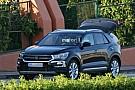 Automotivo Flagra: T-ROC, crossover do Golf, surge quase sem disfarces