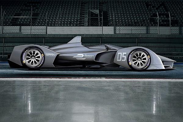 Formule E Nieuws Eerste test met nieuwe generatie Formule E-bolide in oktober