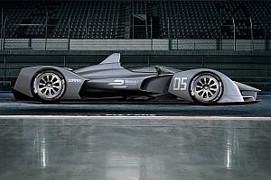 Formula E Noticias de última hora El coche de Fórmula E para la quinta temporada será probado en Octubre