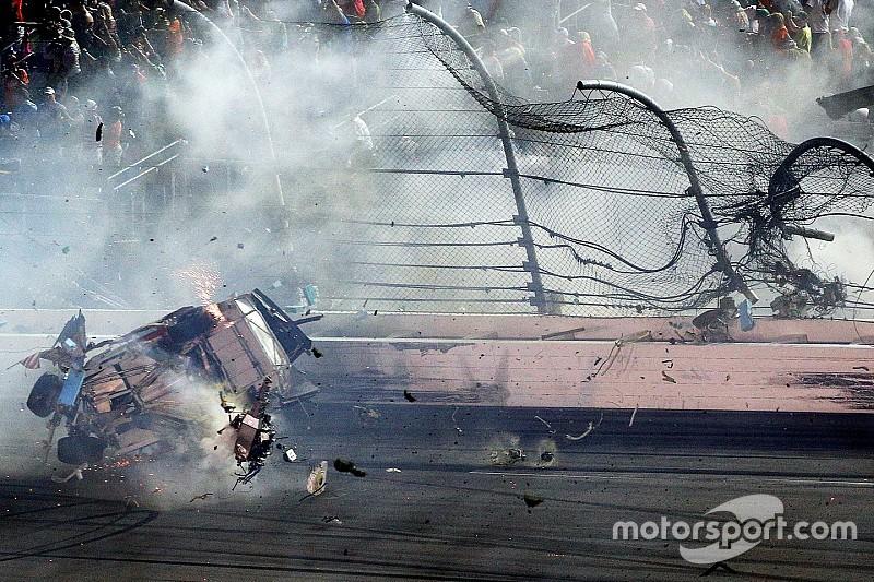 Test in Daytona: Wie NASCAR fliegende Autos verhindern will