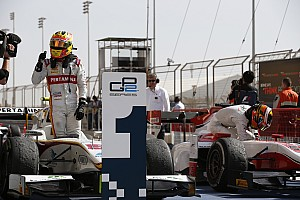 FIA F2 Nostalgia Analisis: Rio Haryanto vs Stoffel Vandoorne di Bahrain 2015