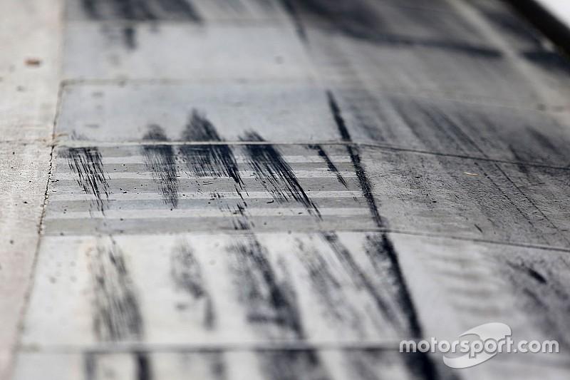 Відео: автодром Ф1 Хунгароринг у снігу прямо зараз
