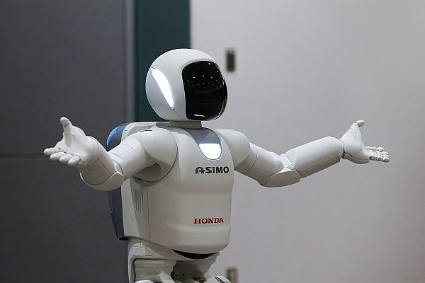 IndyCar in Birmingham: Honda-Roboter als Grand Marshal