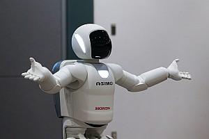 IndyCar News IndyCar in Birmingham: Honda-Roboter als Grand Marshal