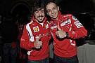 【MotoGP】ロッシとマルケス、アロンソのインディ挑戦に興味津々