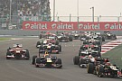 Formula 1 India to tax Formula 1 for past three races