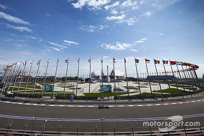 Formel 1 2017: Daten und Fakten zum GP Russland in Sochi