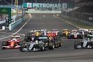 Gebühren für Formel 1: Malaysia fühlt sich