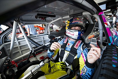 Travis Pastrana has unfinished business in NASCAR