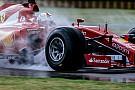 Pirelli veut davantage de tests de pneus pluie