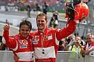 Massa, d'élève de Schumacher à mentor de Stroll