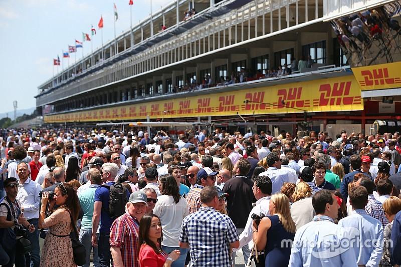 La F1 dévoile son plan pour les fans à Barcelone