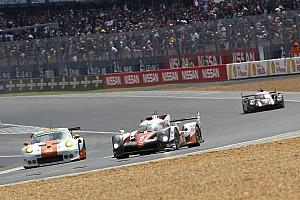 WEC Interview Davidson stelt voor dubbele punten voor Le Mans te schrappen