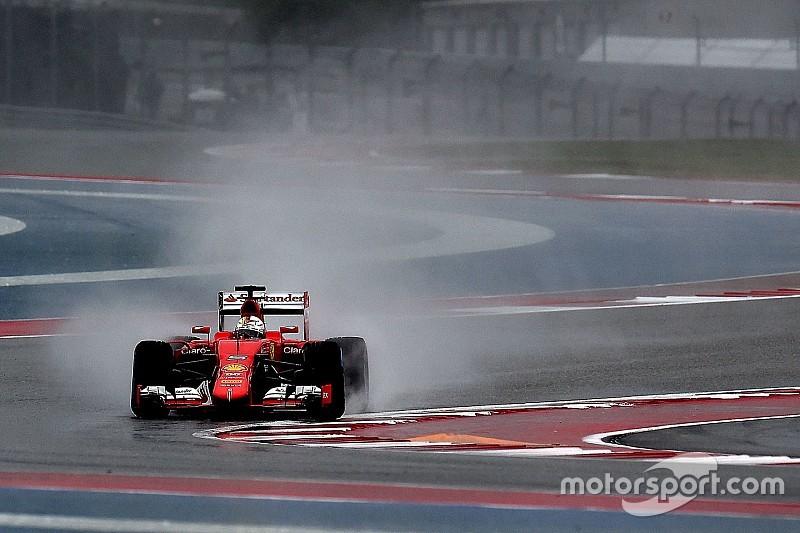 Ferrari візьме участь у дощових тестах Pirelli з болідом 2015 року