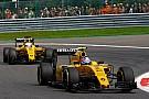 Renault F1 takımının giderleri 2016'da azaldı