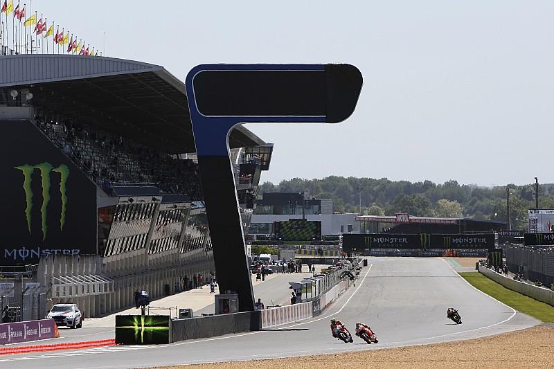 Horarios para el Gran Premio de Francia