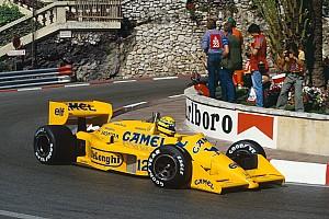 F1 Noticias de última hora Senna será homenajeado a 30 años de su primera victoria en Mónaco