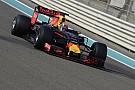 Formule 1 Red Bull: Les tests Pirelli pour 2017 nous ont fait du mal