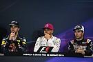 Amikor Ricciardónak teljesen eldurrant az agya