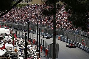 Формула 1 Анонс Гран При Монако: дождей не ожидается