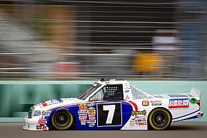 NASCAR Truck Entrevista Paludo lamenta fim da Red Horse Racing