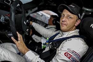 WK Rallycross Nieuws Hirvonen test Mini RX in Silverstone