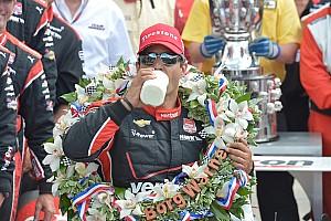 IndyCar Top List GALERÍA: recordamos el triunfo de Montoya en Indy 500 2015