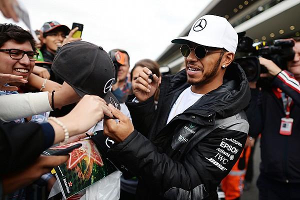 F1 Noticias de última hora La popularidad de Hamilton, cerca de los niveles de Schumacher