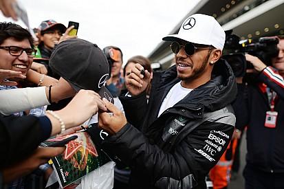 F1 La popularidad de Hamilton, cerca de los niveles de Schumacher