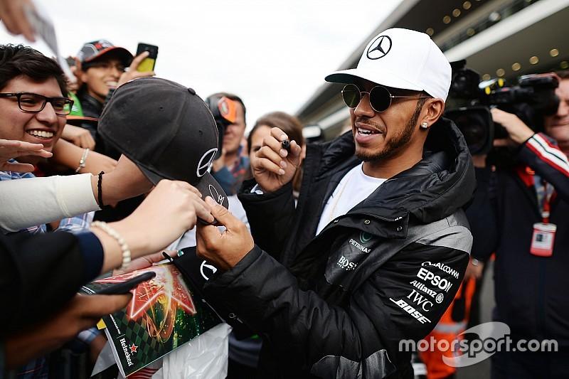 La popularidad de Hamilton, cerca de los niveles de Schumacher