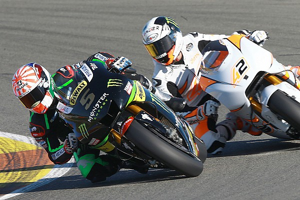 MotoGP Noticias de última hora Rins, sorprendido por el gran rendimiento de Zarco