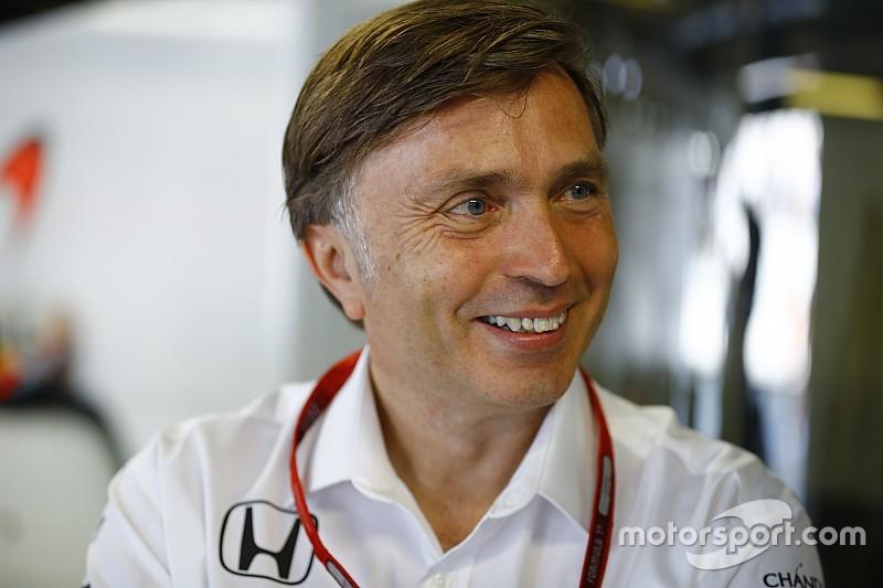 El ex CEO de McLaren F1, Capito, vuelve a Volkswagen