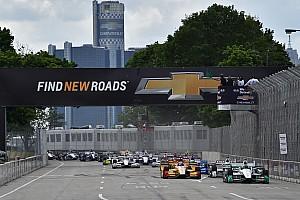 IndyCar Preview À Detroit, le championnat reprend ses droits