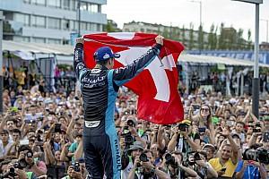 Formel E Interview Sébastien Buemi: