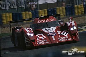 Le Mans Fotostrecke Die größten Toyota-Dramen bei den 24h Le Mans