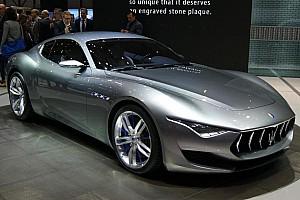 Automotivo Últimas notícias Chefão da Maserati diz que Alfieri será
